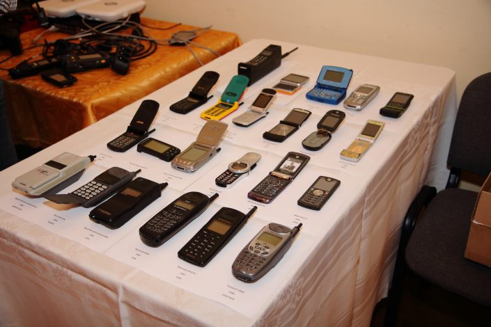 Motorola cellphones in fully working condition