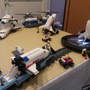 LEGO základna - základní návrh