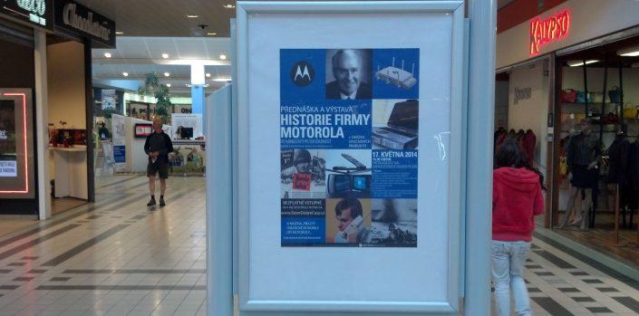Reklama v obchodním centru