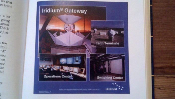 Přepojovací stanice sítě Iridium