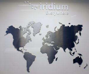 Sídlo firmy Iridium