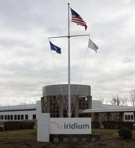 Iridium SNOC (řídící středisko satelitního systému Iridium) - foto: Pavel Mašek