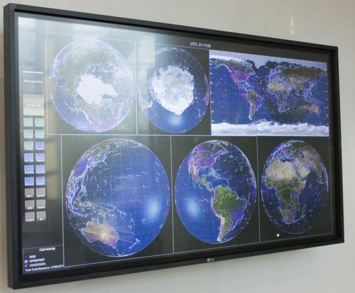 Využití satelitní sítě Iridium v reálném čase (foto: Pavel Mašek)