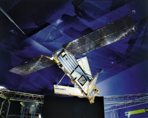 Iridium satelit Smithsonian